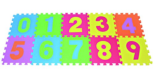 Numbers-Puzzles-Play-Mat-10-tile-Colorful-EVA-Foam-Kids-Floor-by-Poco-Divo