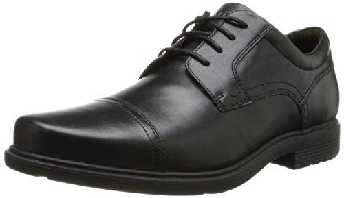 ROCKPORT 乐步 Style Tip Cap Toe 男款正装皮鞋 $51(需用码,约¥400)