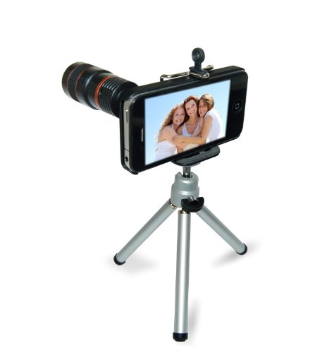Thumbs Up Eye Scope for iPhone 4 - Black