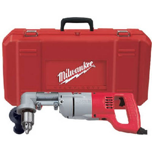 Milwaukee 3107-6 7.0 Amp 1/2-Inch Right Angle Drill with D-Handle (Milwaukee Drill Trigger compare prices)