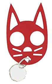 The Cat Personal Safety Keychain
