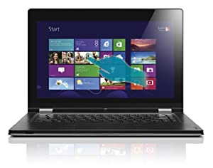 Lenovo IdeaPad Yoga 13 13.3-Inch Convertible 2 in 1 Touchscreen Ultrabook (59359564) Gray