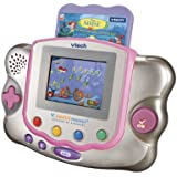 Vtech - 75315 - Console - V. Smile - Pocket Rose + Jeu La Petite Sirène
