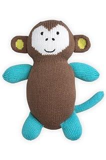 Joobles Organic Stuffed Animal - Mel the Monkey
