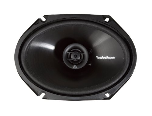 Rockford Fosgate Prime R1682 6X8-Inch Full Range Coaxial Speakers (Discontinued By Manufacturer)