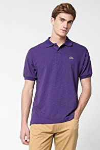Short Sleeve Classic Pique Polo