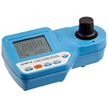 Hanna Instruments Portable High Range Free and Total Chlorine Photometer Kit