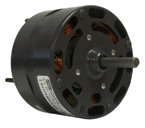 Fasco D170 4.4-Inch General Purpose Motor, 1/20 Hp, 115 Volts, 1500 Rpm, 1 Speed, 1.7 Amps, Oao Enclosure, Cwse Rotation, Sleeve Bearing