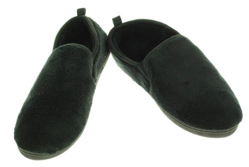 Isotoner Men's Memory Step Slippers