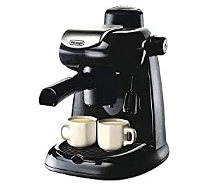 DeLonghi Black Steam Cappuccino/Espresso Maker from DeLonghi