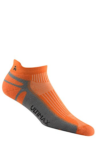wigwam-ironman-thunder-pro-low-cut-socks-orange-large