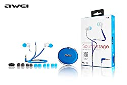 Awei ES-710i High Bass & Best Sound In-Ear Earphone With Mic For Apple, Sony & HTC Phones.