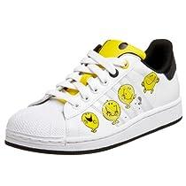 c6a257f4a99a adidas Originals Little Kid Big Kid Superstar 2 Mr. Happy Sneaker ...