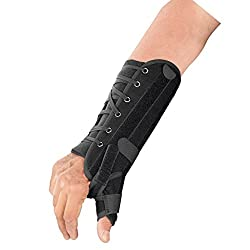 Breg Apollo Universal Wrist Brace with Thumb Spica, 10