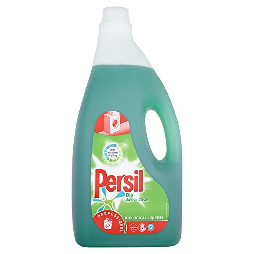 Persil Bio Active Clean Biological Liquigel 5L (Pack of 2 x 5ltr)