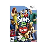 echange, troc The Sims 2: Pets (Wii) [import anglais]