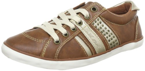 Nothing Lasts Forever 236 303 Trainers Womens Brown Braun (cognac 453) Size: 5 (38 EU)