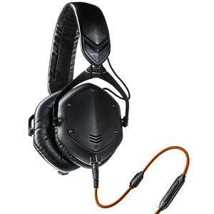 V-MODA Crossfade M-100 Over-Ear Noise-Isolating Metal Headphone (Matte Black Metal)