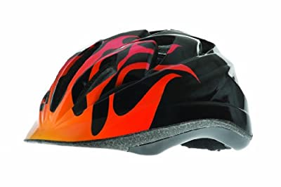 RSP Boy's Rogue Skull Design Cycle Helmet by RSP