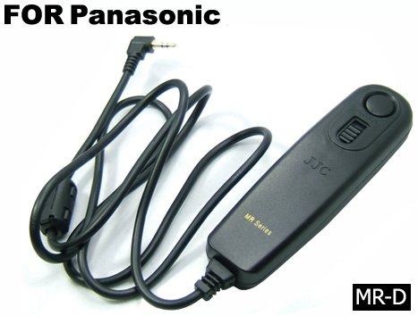 Gsi Super Quality Professional Remote Switch Trigger For Panasonic Fz-20, Fz-20K, Fz-25, Fz-30, Lc-1 Cameras, Functions Exactly As The Panasonic Dmw-Rs1.