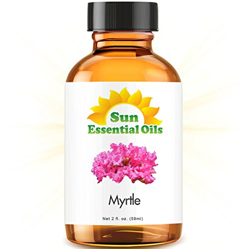 Myrtle (2 fl oz) Best Essential Oil - 2 ounces (59ml)