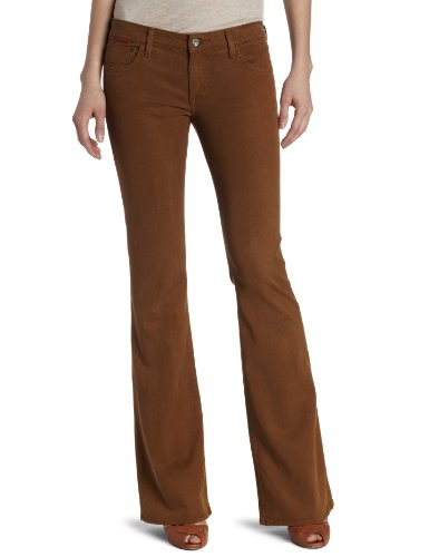 !iT Jeans Women's Easy Flare Color Jean, Canyon, 26