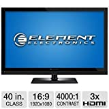 Element RB-ELDFW407 R 40-Inch 1080p, 60Hz, LCD HDTV by Element Electronics