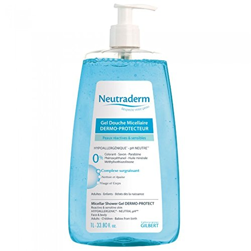 Dermo protecteur achat vente de dermo pas cher - Neutrapharm gel douche surgras ...