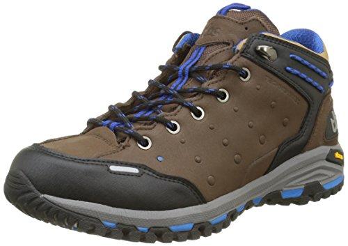 TBS TechnisyntheseGulvik - Scarpe da camminata ed escursionismo Uomo , Marrone (marrone), 46