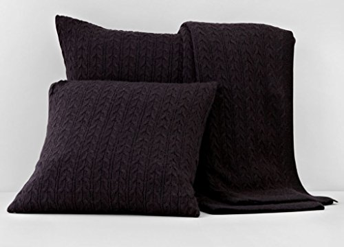 bloomingdales-1872-cable-knit-euro-sham-black