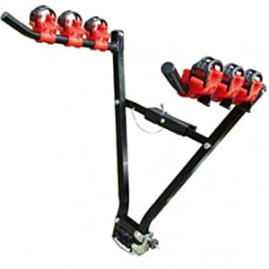 Streetwize SWCC5 3 Bicycle Carrier Towball Fitting