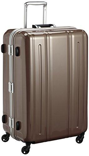 [エバウィン] EVERWIN 軽量スーツケース Be Light 94L 4.5kg 31227 CP (シャンパン)