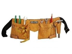 Werkzeuggürtel Werkzeug Nagel Schrauben Tasche Ledergürtel