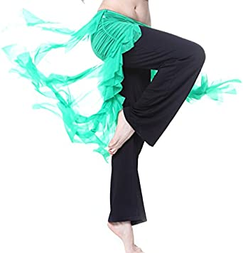 Belly Dance Hip Scarf Wrap , Fringe Waist chain hip scarf, Belly dance costume