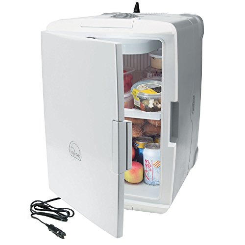 Winteco Ice Hotel Room Air Coolers : Igloo iceless quart with volt converter