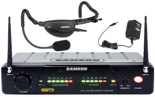 Samson Sw7Avscv10-N6 Airline 77 Vocal Headset System - Channel N6