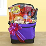 Cool Snacks For Dad Fathers Day Gift Basket