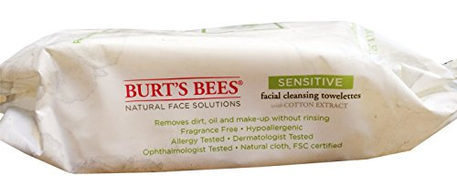 Burts Bees Wipes front-965474
