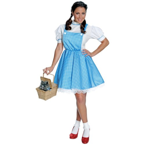 Dorothy Costume - Standard - Dress Size 10-12