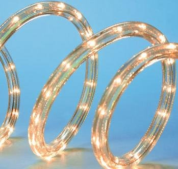 Plastic Clear Rope Lights [Misc.]