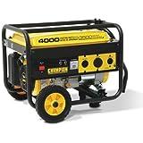 Champion Power Equipment Portable 3500 / 4000 - watt Generator with Wheel Kit