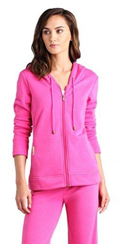 UGG Australia Womens Sarasee Jacket Deco Pink Medium
