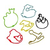 41y3A96BziL. SL160  Angry Birds Silly Bandz 24 Pack...These Are Officially Licensed Silly Bandz...The REAL ONES!!!