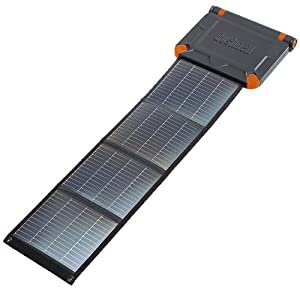 Bushnell PowerSync SolarBook 600 Portable Li-Ion USB Charger by Bushnell
