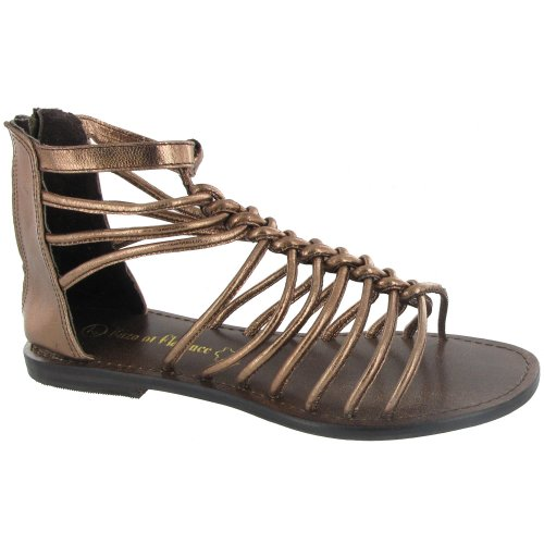 Enzo of Florence Ivy Gladiator Sandal / Womens Sandals