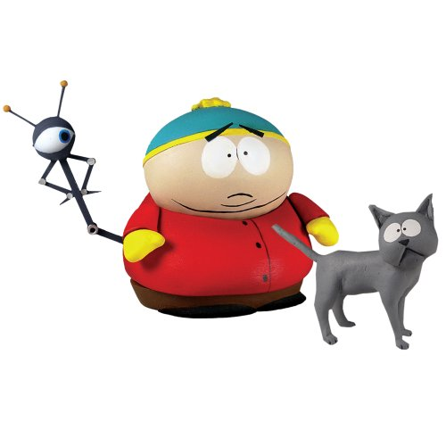 Buy Low Price Mezco South Park Classics – Cartman Figure (B004CLZDB4)