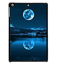 Droit 2D Printed Designer Back Case Cover for Apple I Pad Air + 3D F1 Screen Magnifier + 3D Video Screen Amplifier Eyes Protection Enlarged Expander by DROIT Store.