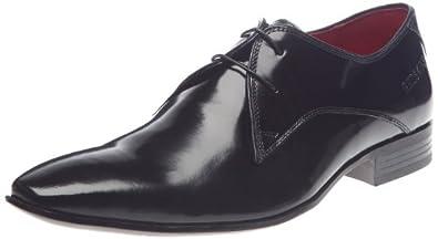 Redskins Pekani, Chaussures de ville homme - Noir, 40 EU