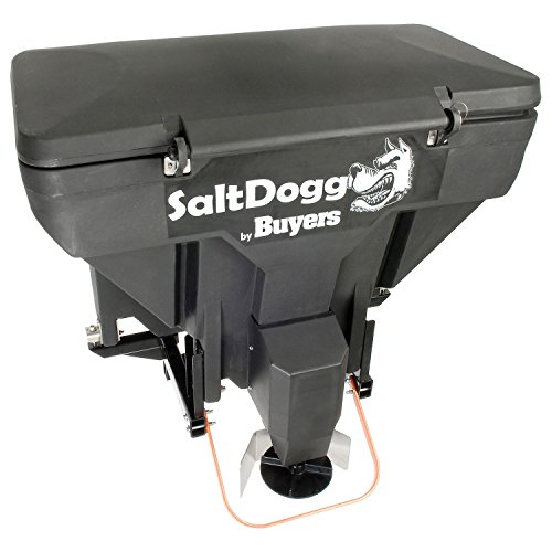 Buyers-Products-TGS07-Low-Profile-Pickup-Truck-Tailgate-Salt-Spreader-11-Cu-Ft-Capacity
