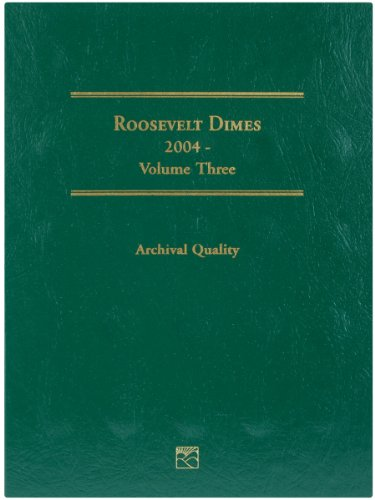 Littleton LCF32 2004-2008 Roosevelt Dime Folder, Volume 3 - 1